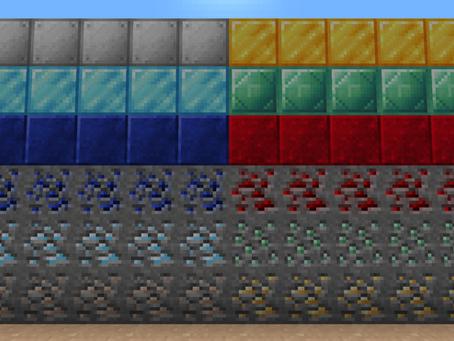 Coterie Craft Texture Pack para Minecraft 1.15.1 / 1.14.4 / 1.13.2 / 1.12.2 / 1.11.2 / 1.10.2