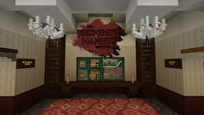 The Redmoore Mansion Mystery Mapa para Minecraft 1.16.5