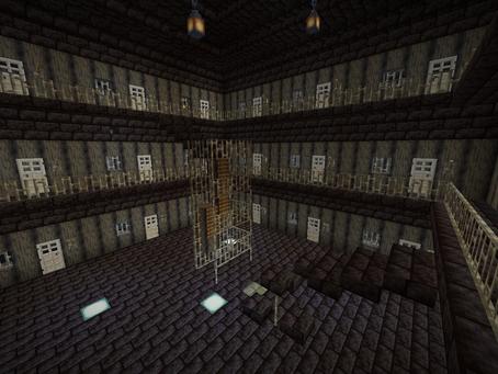 Escape The Prison Mapa para Minecraft 1.16.5