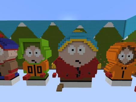 South Parkour - Mapa para Minecraft 1.16.4