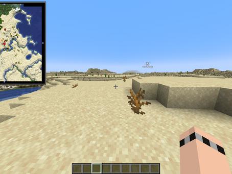 Xaero's Minimap Minecraft Mod 1.17.1 / 1.16.5 / 1.15.2 / 1.14.4 / 1.13.2 / 1.12.2