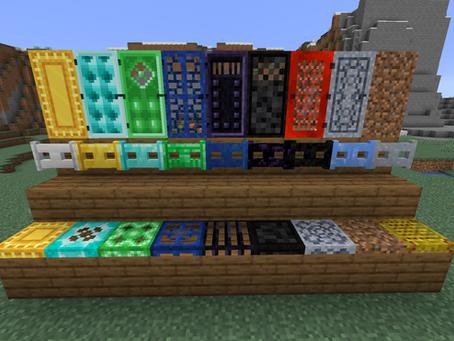 Ornamental Mod para Minecraft 1.16.5 / 1.15.2 / 1.14.4 /1.13.2 / 1.12.2