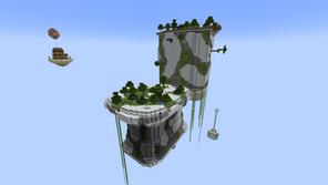 Toilet Survival Mapa para Minecraft 1.17.1