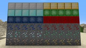 Unity Texture Pack para Minecraft 1.15.1 / 1.14.4 / 1.13.2 / 1.12.2 / 1.11.2 / 1.10.2