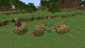 AstikorCarts Mod para Minecraft 1.16.5 / 1.15.2 / 1.14.4 / 1.12.2