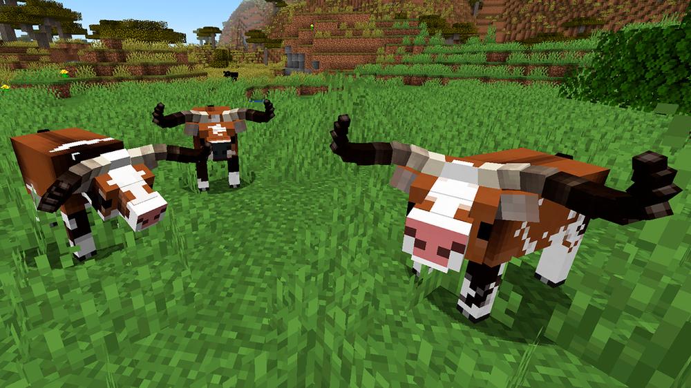 Genetic Animals Mod para Minecraft 1 15 2 / 1 14 4 / 1 13