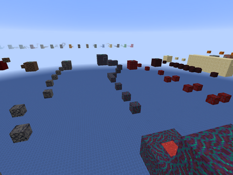 10 Seconds Mapa para Minecraft 1.16.5 / 1.16.2