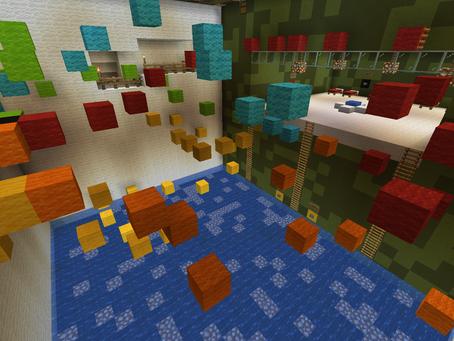 MarioBlockour Mapa Para Minecraft 1.15.2