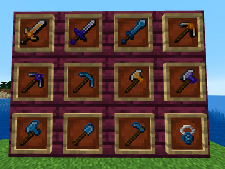 Evolved RPG Mod para Minecraft 1.16.5 / 1.15.2