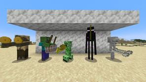 Instrumental Mobs Mod para Minecraft 1.17.1 / 1.16.5 / 1.12.2