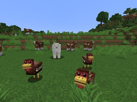 Ovo's Rustic Pack de Textura para Minecraft 1.15.2 / 1.14.4 / 1.13.2 / 1.12.2 / 1.11.2 /1.9.4