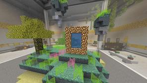 The GreenHouse Soul Spawners Mapa para Minecraft 1.17