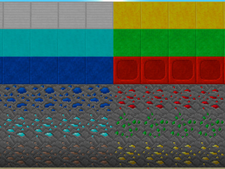 The CreatorPack Pack de Textura para Minecraft 1.16.4 / 1.15.2 / 1.14.4