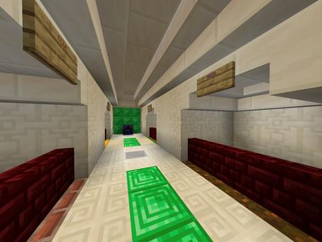 Emerald World Mapa para Minecraft 1.17