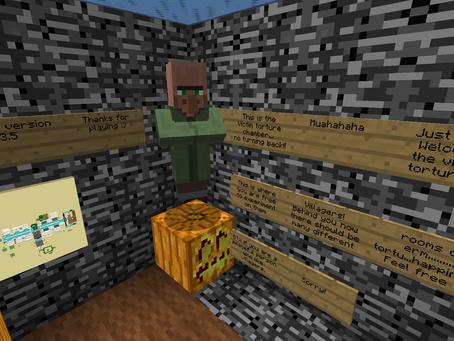 Villager Torture Mapa para Minecraft 1.12.2