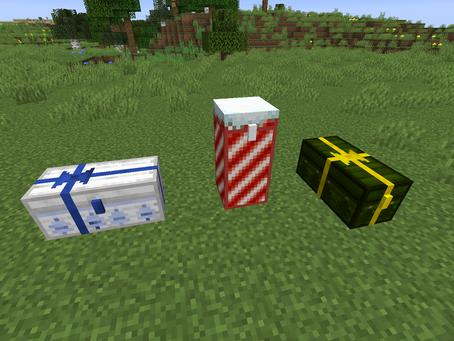 Expanded Storage Mod para Minecraft 1.16.5 / 1.15.2 / 1.14.4