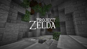 Project Zelda Mapa para Minecraft 1.14.4