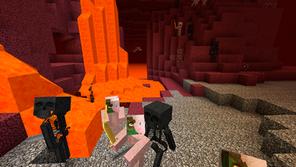 Monsterley HD Universal Textura para Minecraft 1.16.3 / 1.15.2 / 1.14.4 / 1.13.2