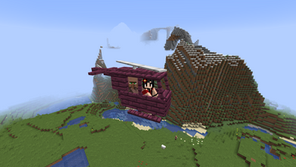 Simple Planes Mod para Minecraft 1.17.1 / 1.16.5
