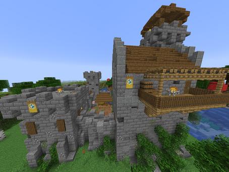Valhelsia Structures Mod para Minecraft 1.16.5 / 1.15.2 / 1.14.4