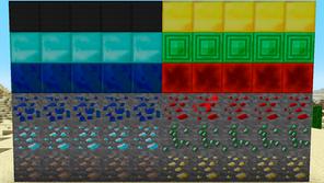 IRealPack Textura para Minecraft 1.16.3 / 1.15.2 / 1.14.4 / 1.13.2