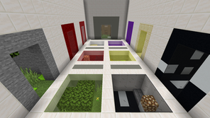 The Seven Portals Mapa para Minecraft 1.14.4
