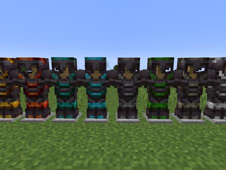 Upgraded Netherite Mod Para Minecraft 1.16.4