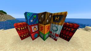 Xplosives Mod para Minecraft 1.17.1 / 1.16.5 / 1.12.2