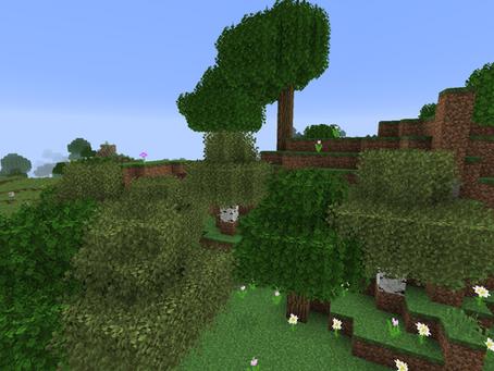 Jerm's Better Leaves Add-on Pack de Texturas para Minecraft 1.16.5 /1.14.4