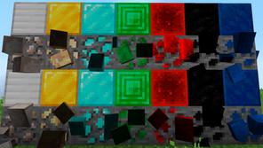 Ore Overhaul Texture para Minecraft 1.16.4 / 1.15.2 / 1.14.4 / 1.13.2 / 1.12.2