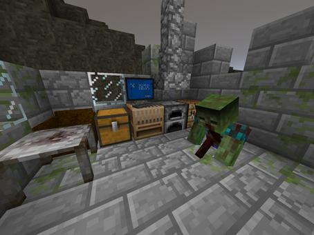 Zombie Extreme Mod para Minecraft 1.16.5 / 1.15.2 / 1.14.4
