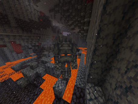 Infernal Expansion Mod para Minecraft 1.16.4