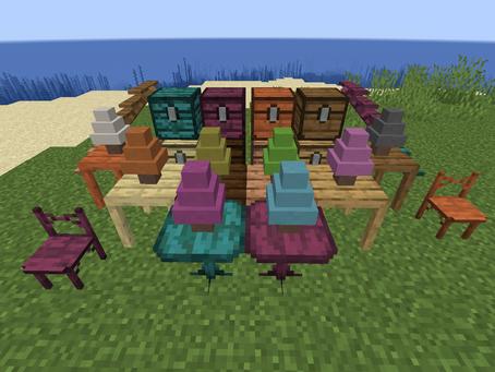 EmbellishCraft Mod para Minecraft 1.16.4 / 1.15.2 / 1.14.4 /1.13.2