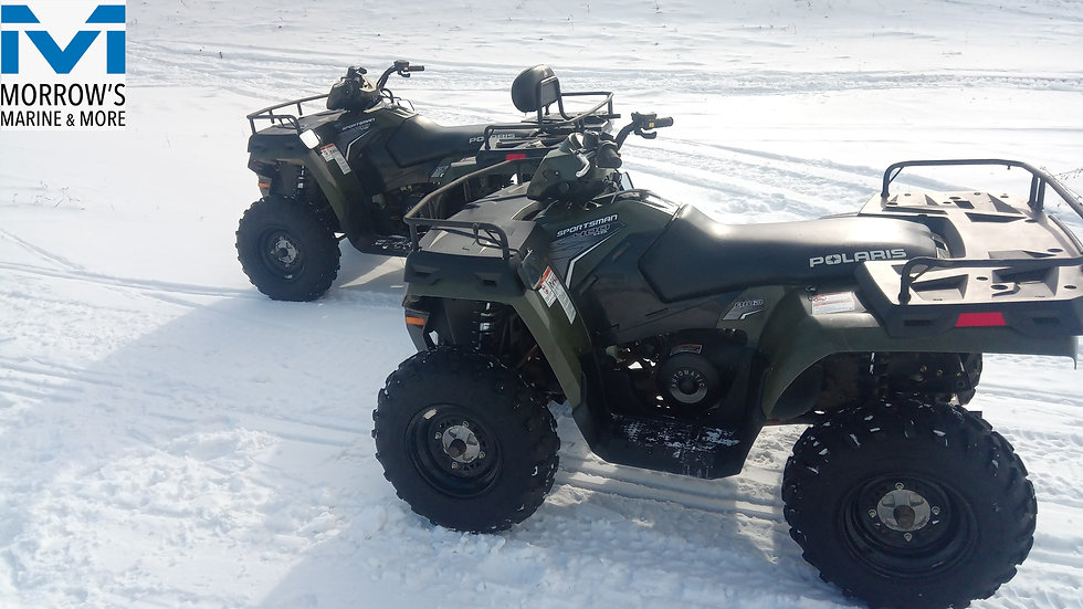 2012 Polaris Sportsman 400 HO (1 in stock)