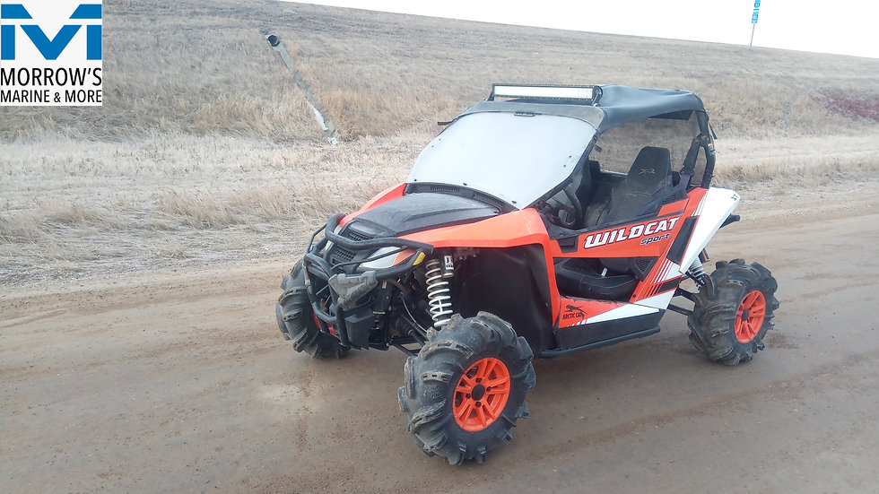 2018 Side-by-side Arctic cat WildCat 700