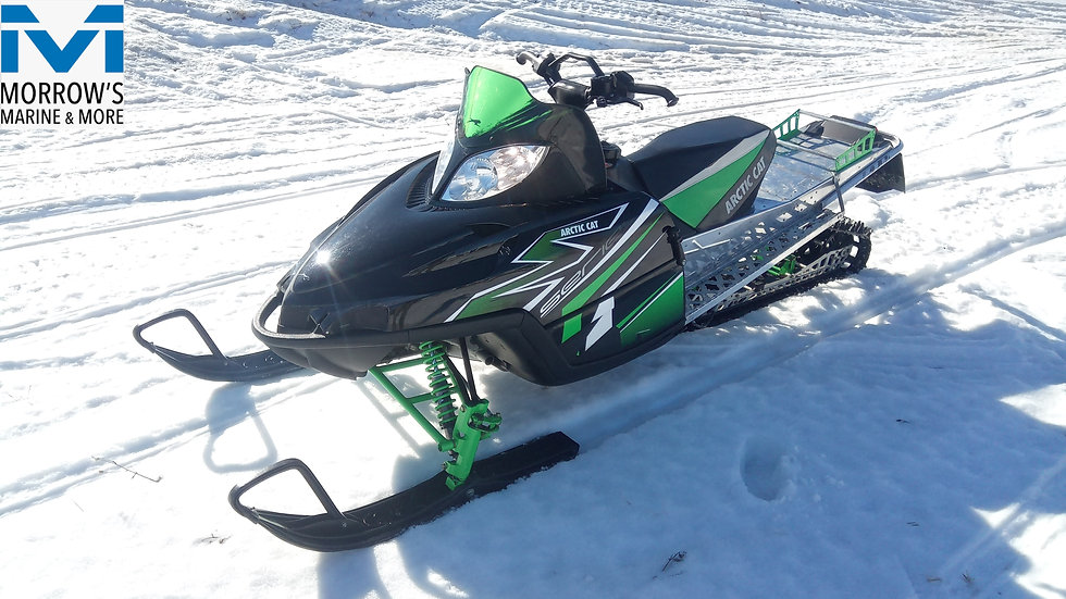2011 Arctic Cat M800