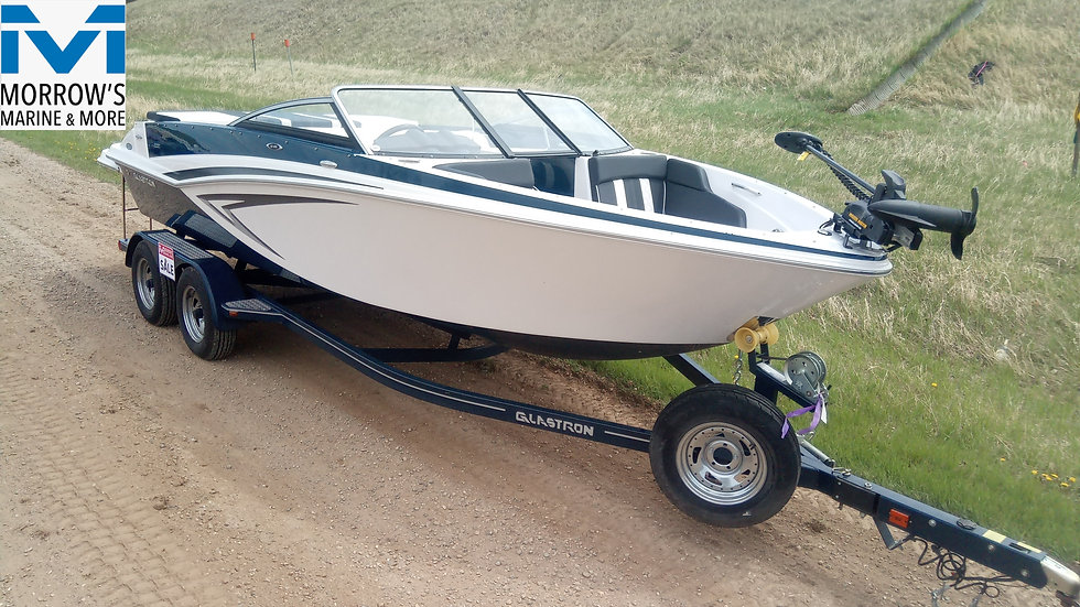 2015 Glaston Fish and Ski GT205