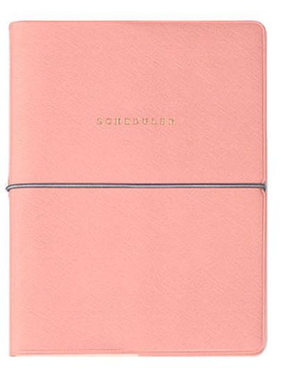 Scheduler book-pink