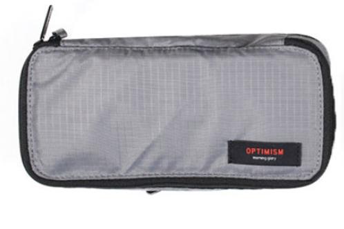 Pencil case-gray