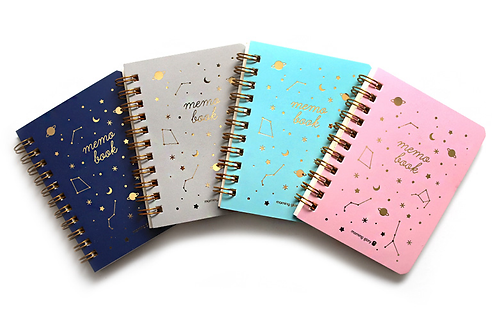 Mini note book-mint