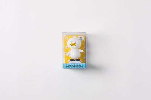 Solar dancing toy
