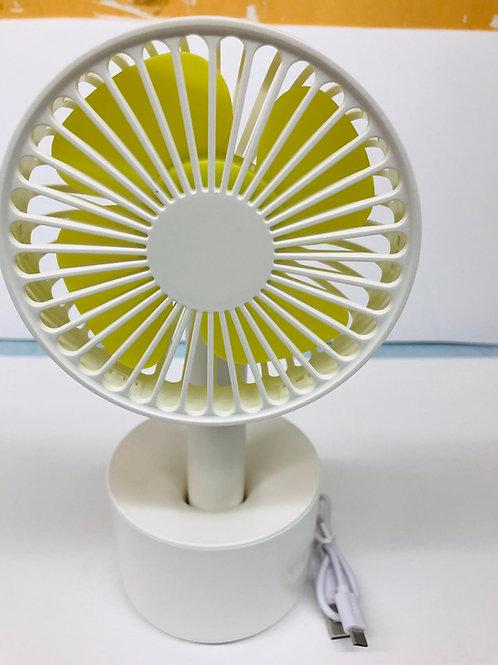Mini stand fan-blue