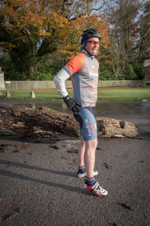 Victoria Sponge Men's Cycling Bib Shorts