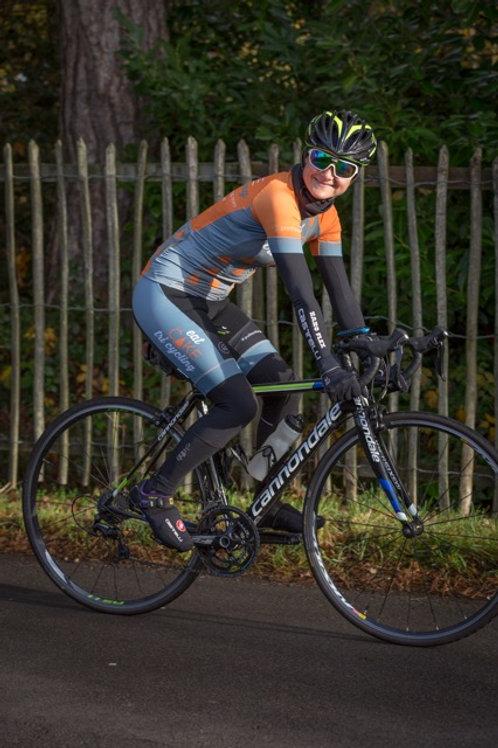 Victoria Sponge Women's Cycling Bib Shorts
