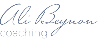 Ali Beynon Coaching Logo