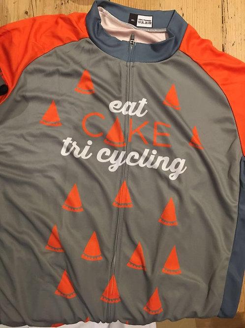 Victoria Sponge Unisex Cycling Jersey