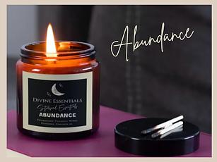 Abundance Candles