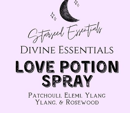 Love Potion Spray