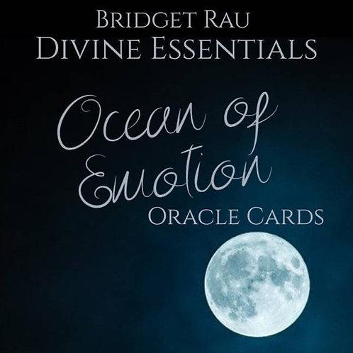 Ocean of Emotion Oracle Cards
