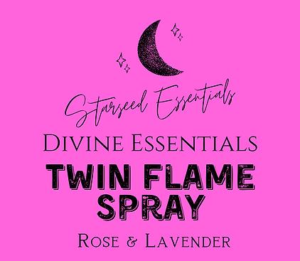 Twin Flame Union Spray